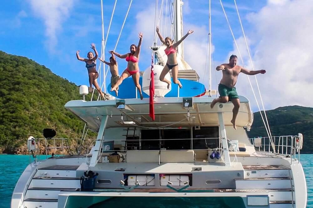 overnight boat hire sydney