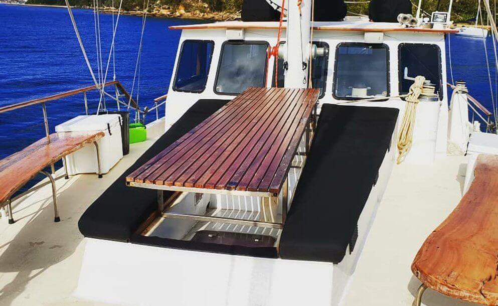 major tom boat sydney 1