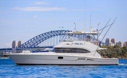 pisces luxury vessel sydney