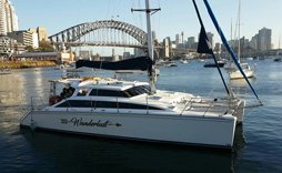 wanderlust catamaran