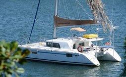 Hestia catamaran