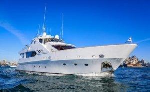 Galaxy luxury boat