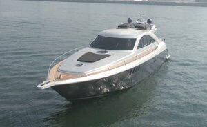 prometheus boat sydney harbour