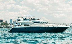 sunseeker vessel charter sydney