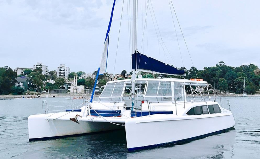 nevaeh boat