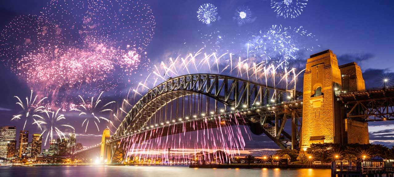 new years eve boat hire