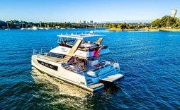 Sydney seabird large catamaran