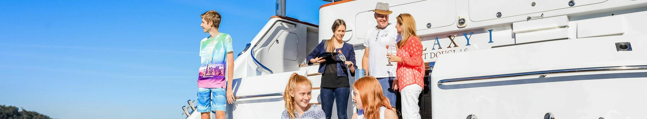 yacht charter costs