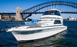platinum boat sydney harbour