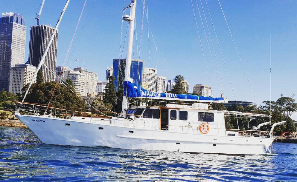 major tom boat sydney 7